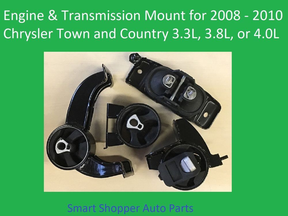 Engine Transmission Mount For 2008 2010 Chrysler Town Countr