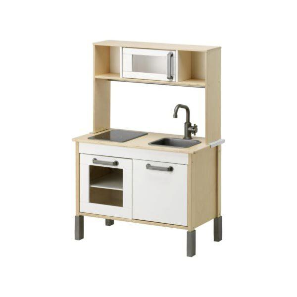 IKEA DUKTIG Play kitchen cm A dream come true for tiny master chefs and  bakers. In this complete kitchen they can cook 6e99969425dfa
