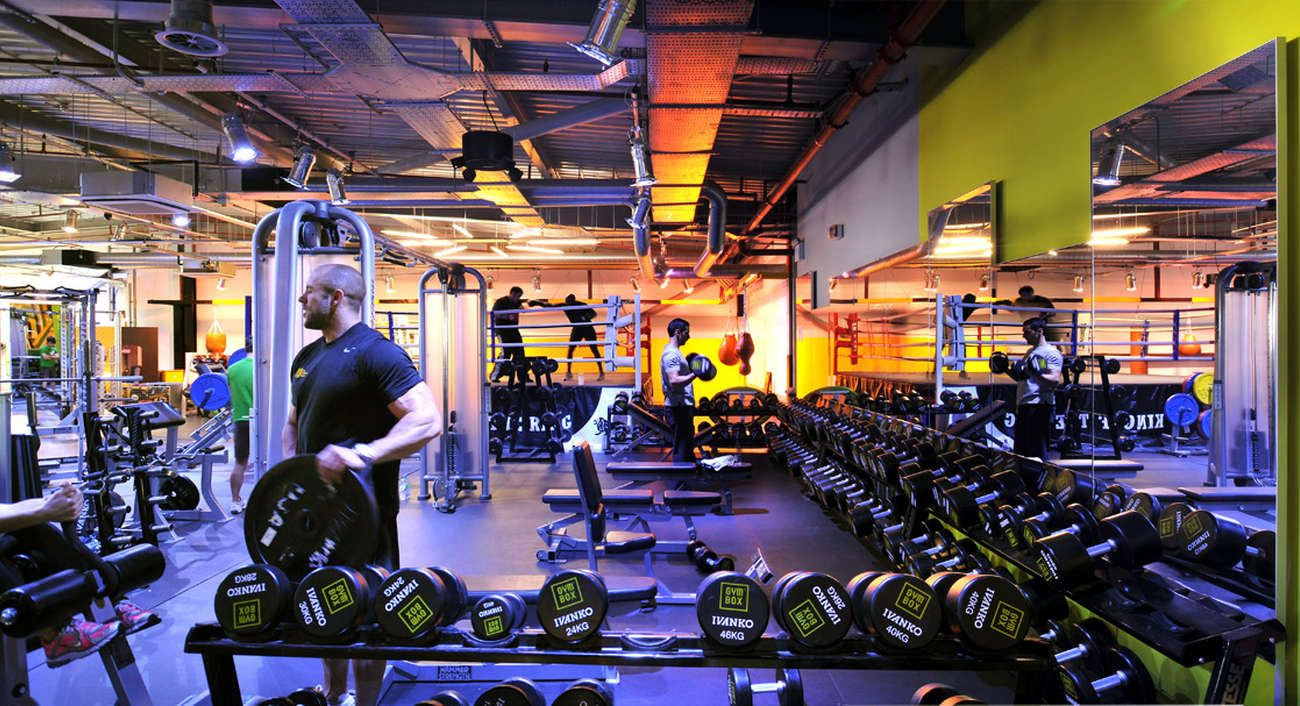 Gymbox London Gyms In Bank Holborn Covent Garden Farringdon Westfield And Old Street Gym Hotel Gym Fitness Center Gym