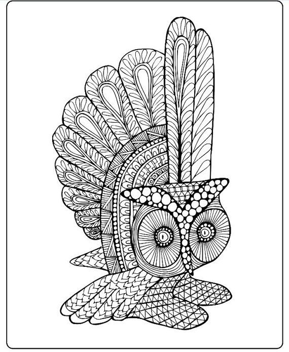 Downloadable Coloring Page Mexican