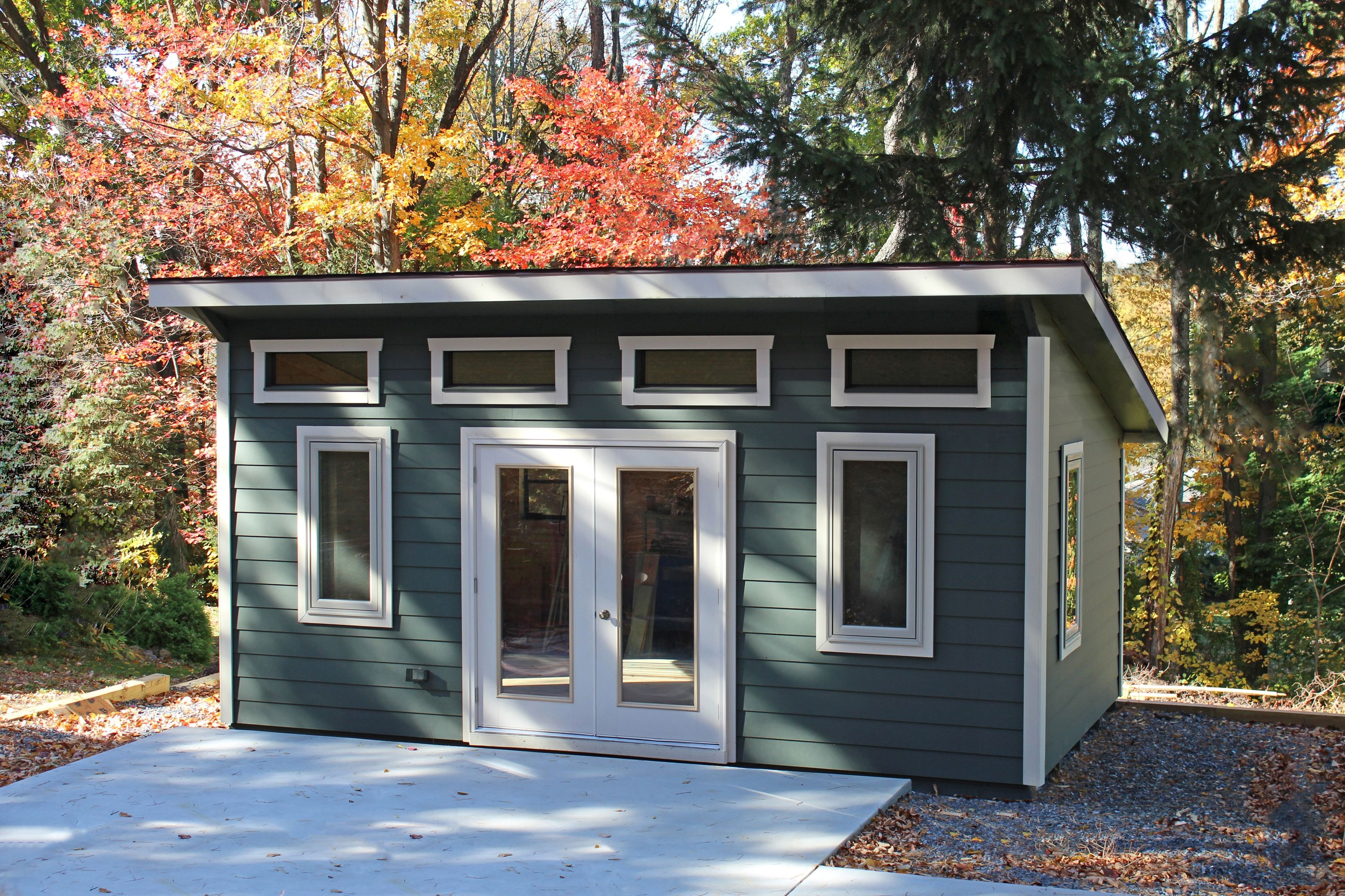 12 X20 Lap Siding Studio Shed Visit Our Website At Www Lappstructures Com For More Information Or To Place Your Order Today Studio Shed Shed Shed Homes