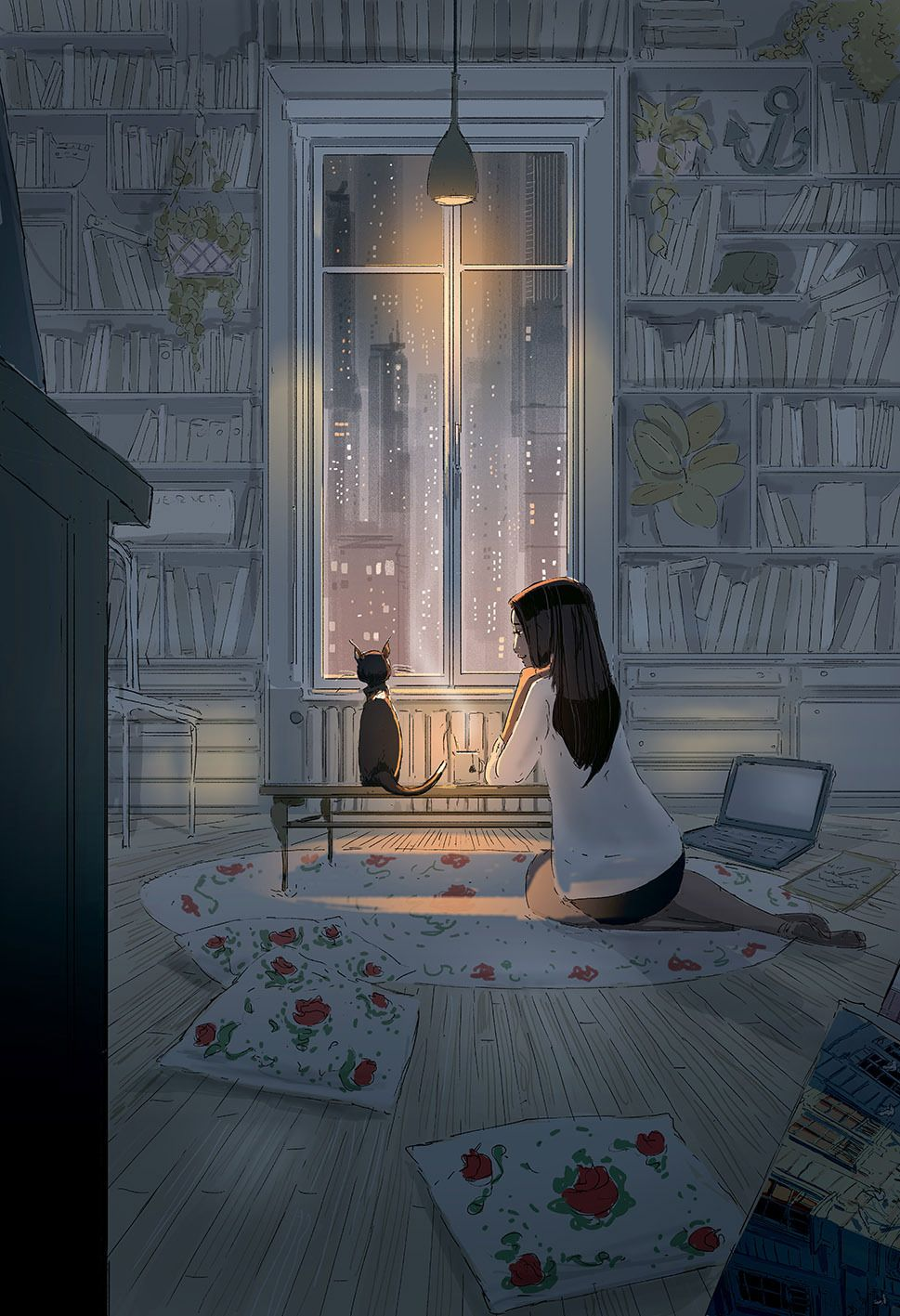 Staying IN #pascalcampion #photolibrary