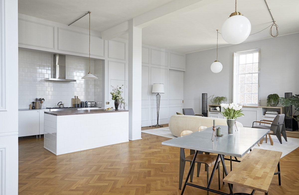GILMORE LONDON, SE13 London apartment, London house