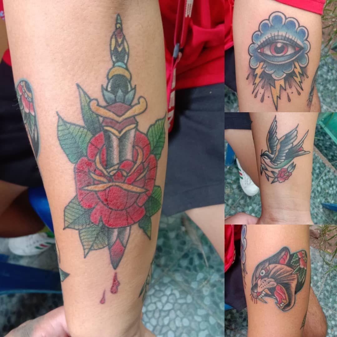 ○#tattoo #pattayatattoo #tattooworkers #tattooartist #tattoothailand #tattooshop