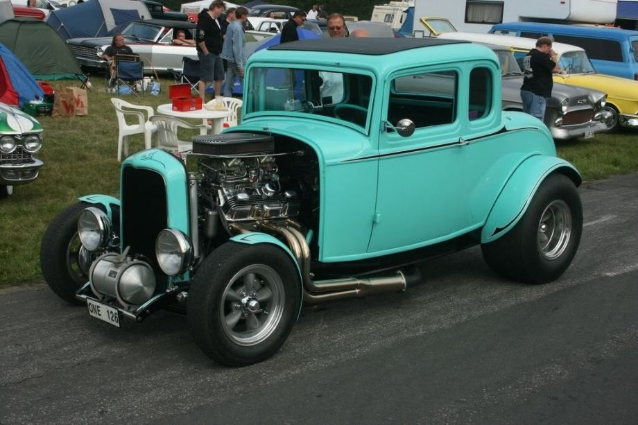 hot rod sweden