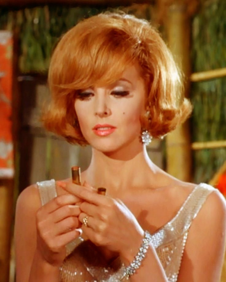 Actress/singer Tina Louise She's best known for her role of Ginger Grant on 60s TVs Gilligan's Island.