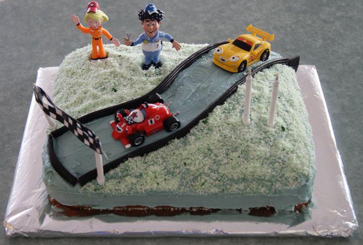 Pin On Creative Birthday Cakes For Boys