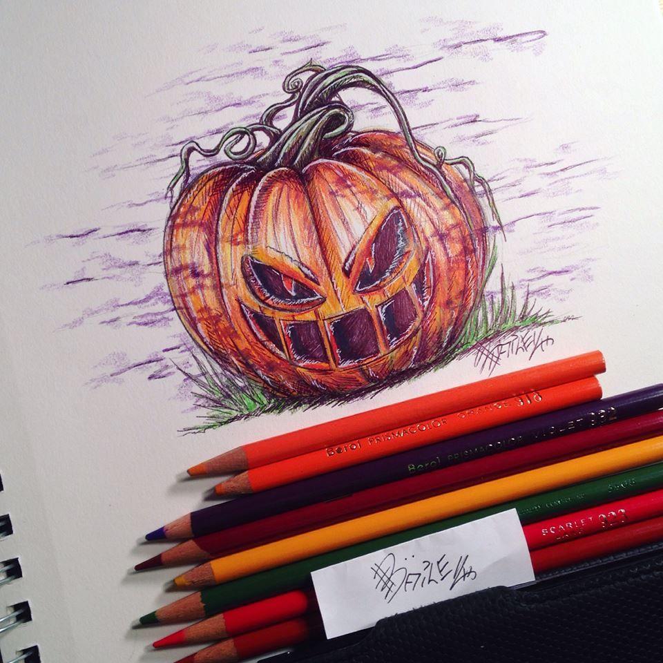 Jack O Lantern Drawing Lantern Drawing Halloween Drawings Fall Drawings