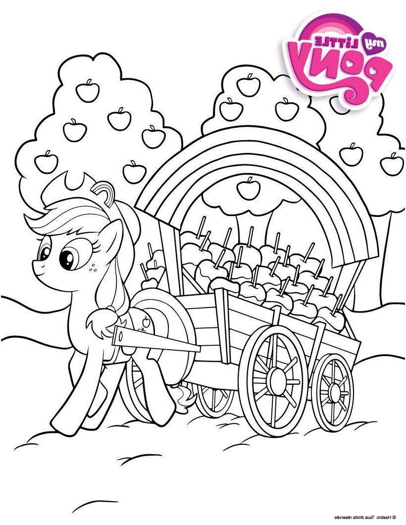 Coloriage My Little Pony Rainbow Dash : coloriage, little, rainbow, Wonnegül, Little, Coloriage, Gallery