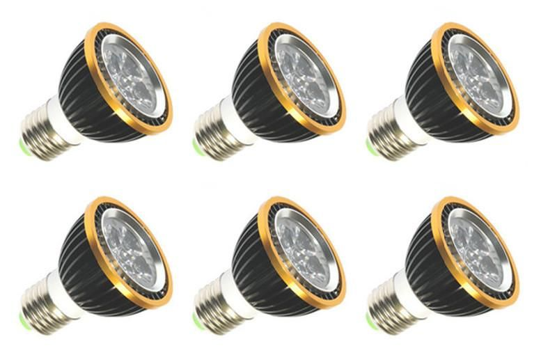 Par20 5 Watt 120 Volt 240 Volt Ceiling Led Light Bulb Replacement Lamp 6 Pack Led Light Bulb Light Bulb Bulb