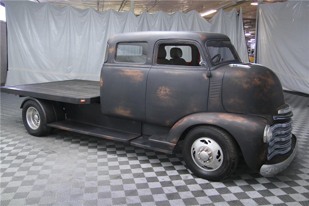 1948 CHEVROLET CUSTOM COE TRUCK - Barrett-Jackson Auction Company ...