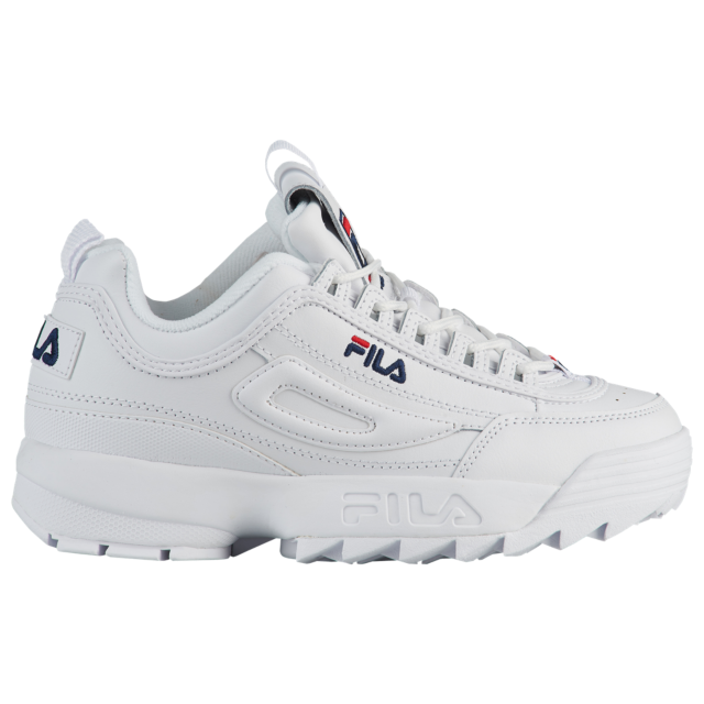 Fila Disruptor II Premium - Women's | shoes in 2019 | Fila ...