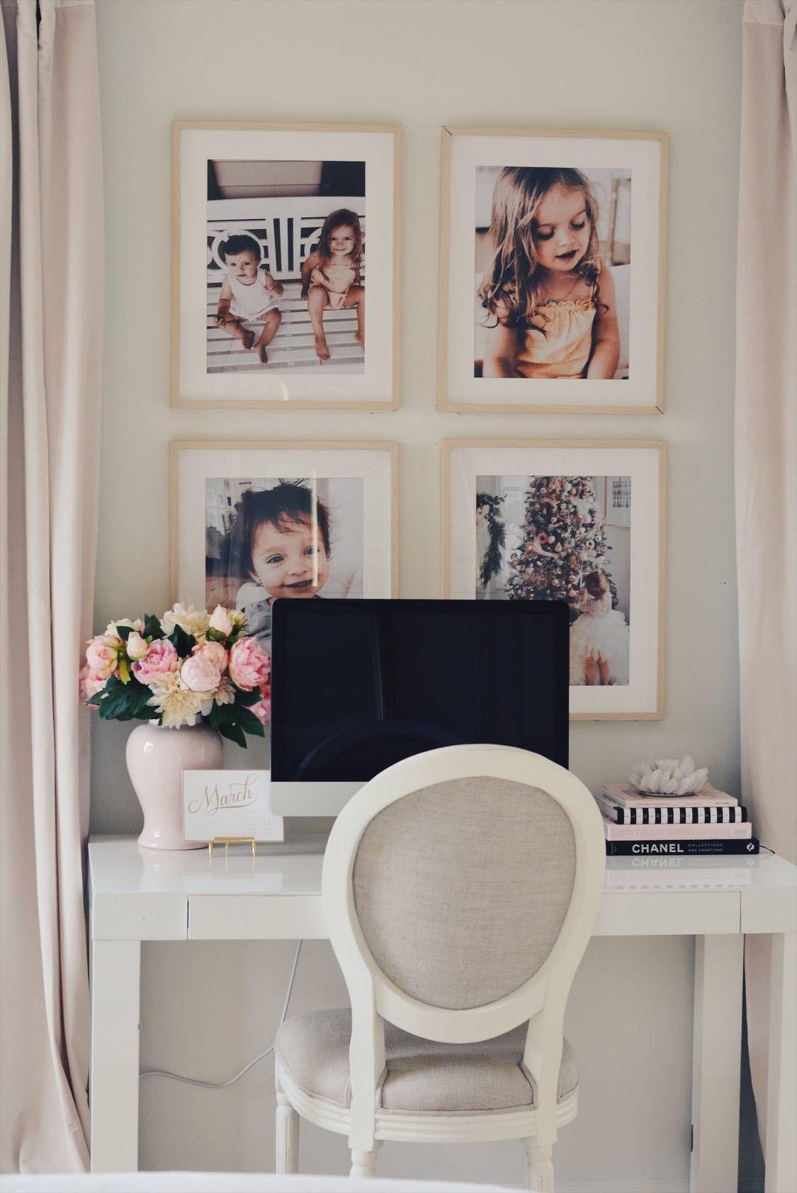 Ikea Hovsta Frames Creating A Family Gallery Wall Family