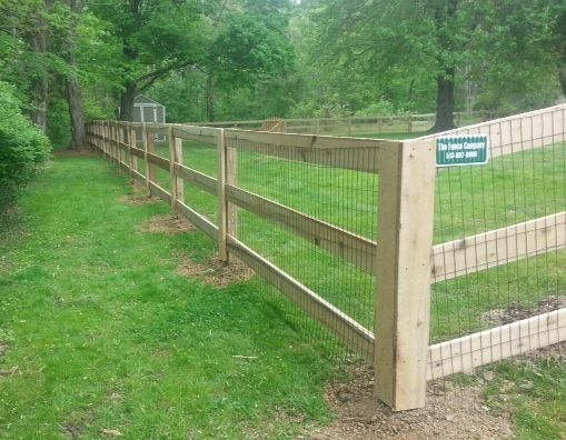 Image Result For Wood Fence And Chain Link 18 Chapel