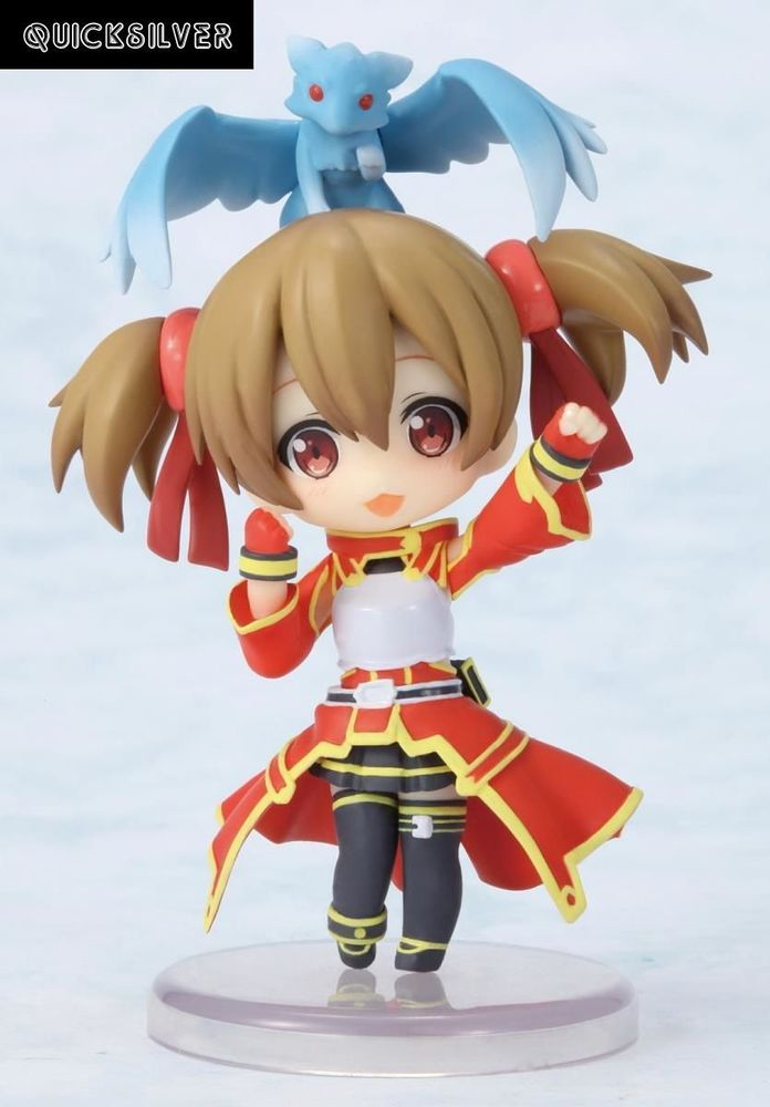 Toy Works Collection 25 Deluxe Sword Art Online Figure SILICA - online küchen bestellen