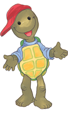 Corky Turtle - Suzy's Zoo