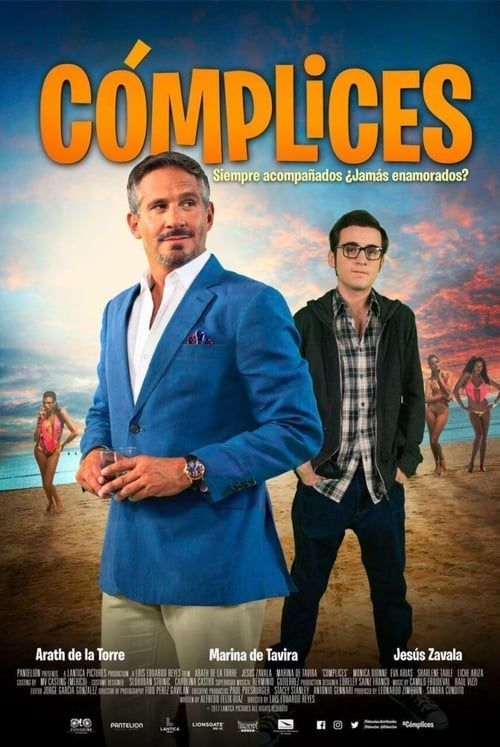 Watch Cómplices Full-Movie Streaming