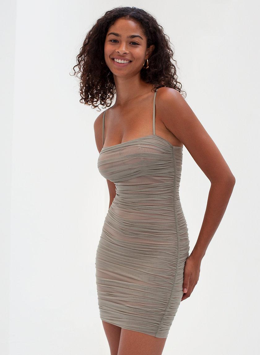 Luxor Short Dress Short Dresses Dresses Bodycon Mini Dress [ 1147 x 840 Pixel ]