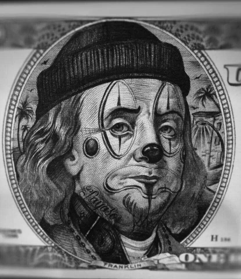 Chicano Art Tattoos, Chicano