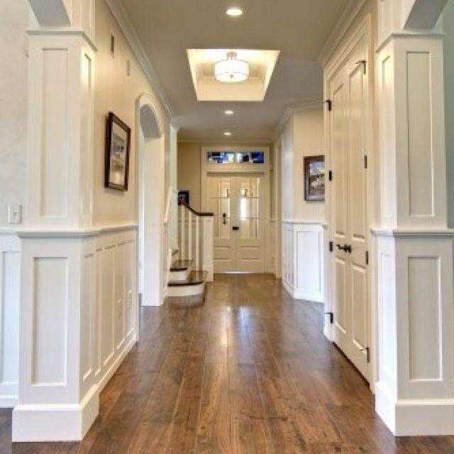 Cara Mendekorasi Lorong Rumah: Moulding Love And Love The Floors