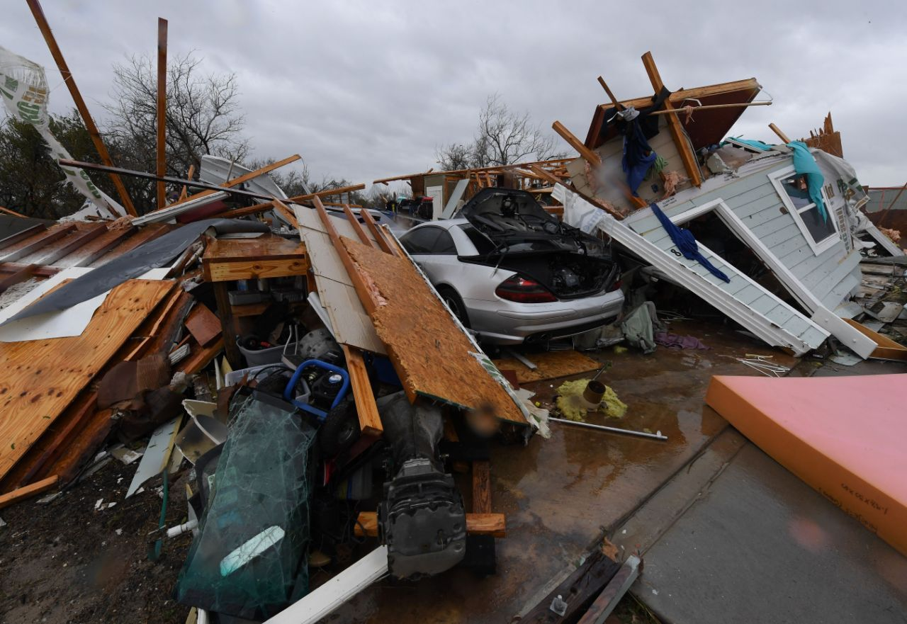 4 Of 10 Most Popular News Galleries Of 2017 Hurricane Harvey Lashes Texas Hurricane Flood Flood Damage