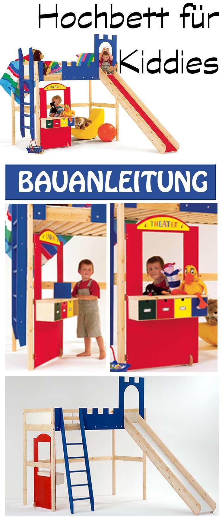 Kinderbetten in modernem Design Komfort und Spaß (mit