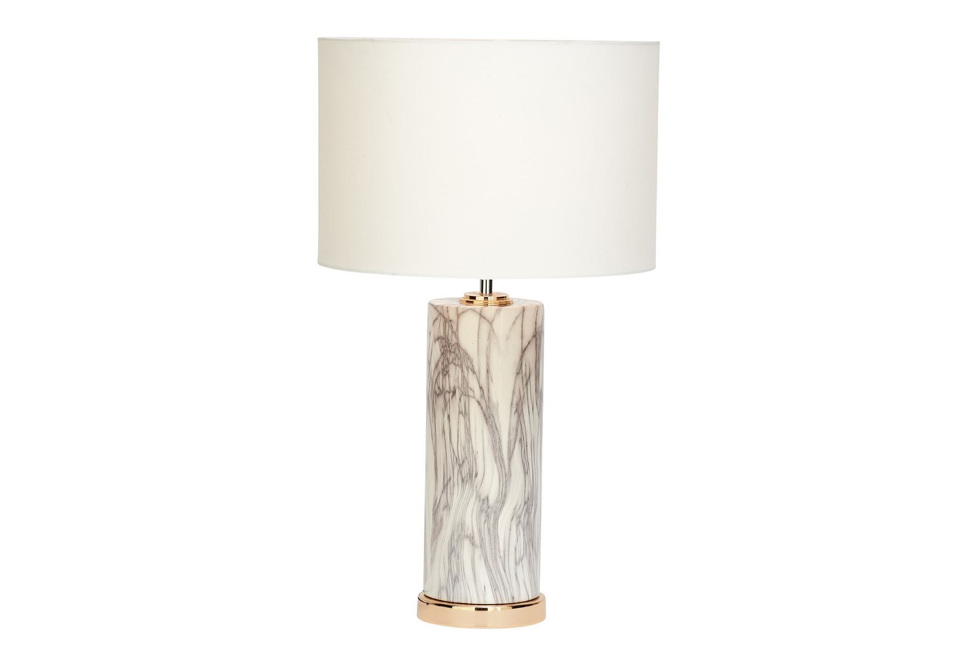 Table Lamp White Marble Multicolor White Table Lamp Table Lamp