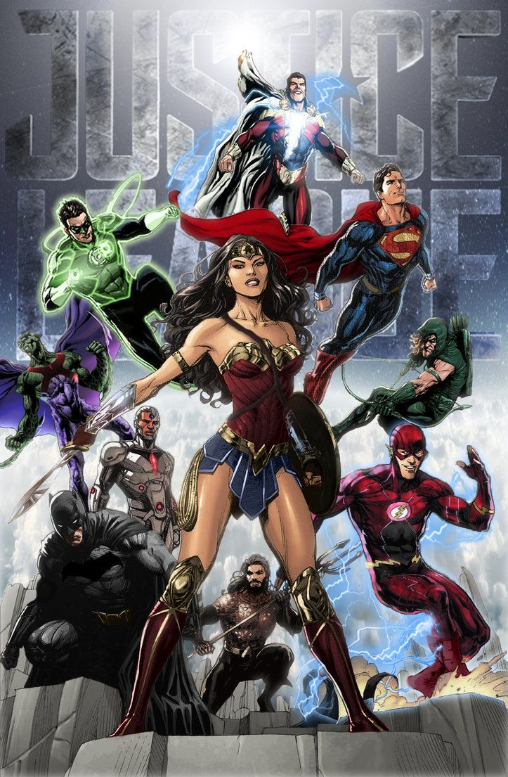 Unique Batman Vs Superman Bedroom Ideas That Rock: Justice League DCEU By Zg01man Some New Additions Of