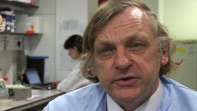 Prostate cancer advance could improve treatment options - Colin Cooper #therobinsonlab