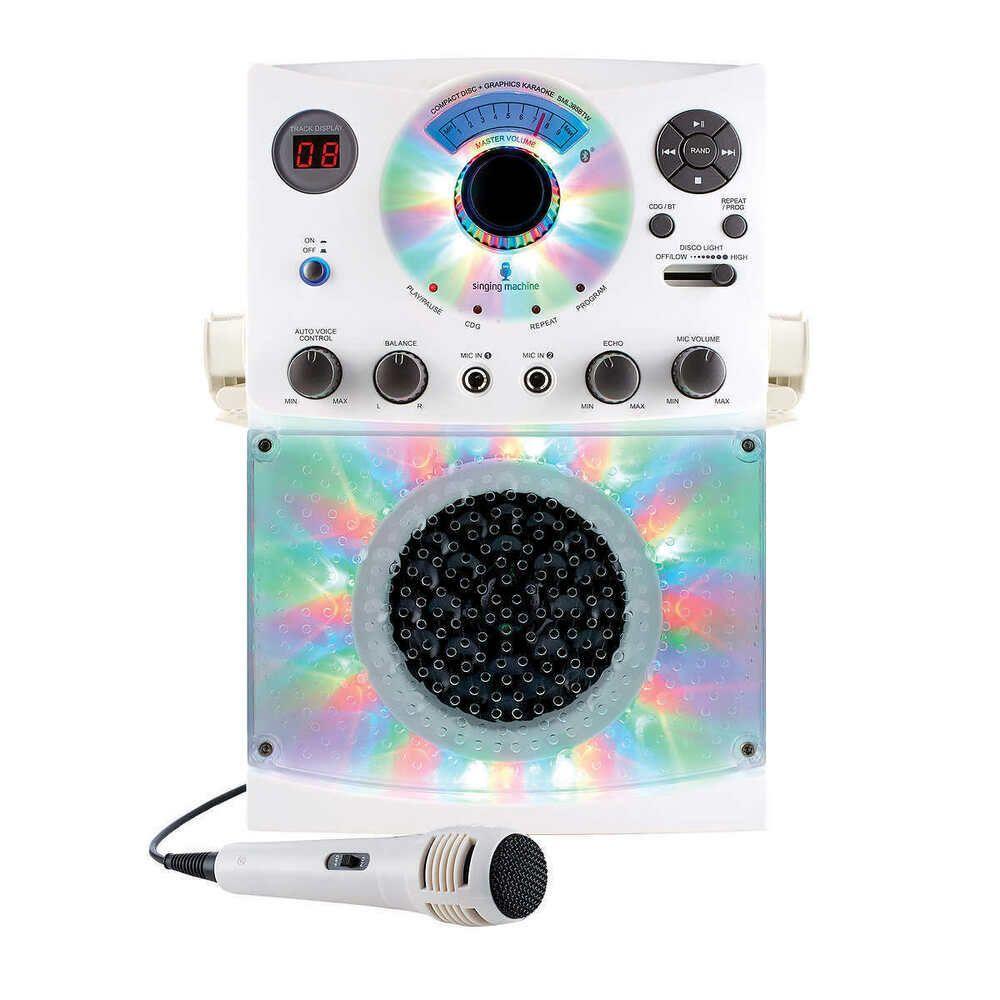 Singing Machine Bluetooth Karaoke System #SingingMachine