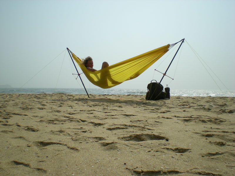 lightest portable hammock stand lightest portable hammock stand   throwing a wendy   lightweight      rh   pinterest