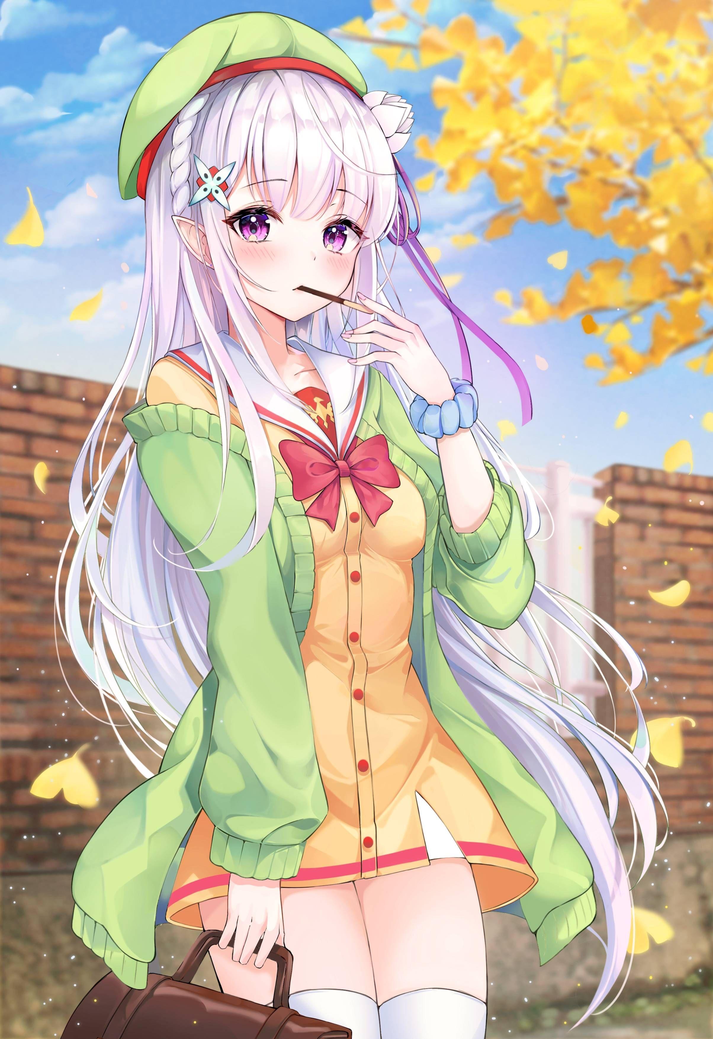 Jk emilia rezero xpost from rjoshi_kosei click on
