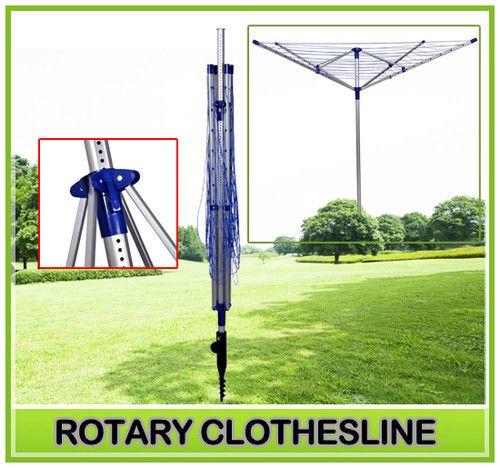Attractive New Outdoor Portable Clothes Dryer Umbrella Clothesline Laundry Rack Hanger