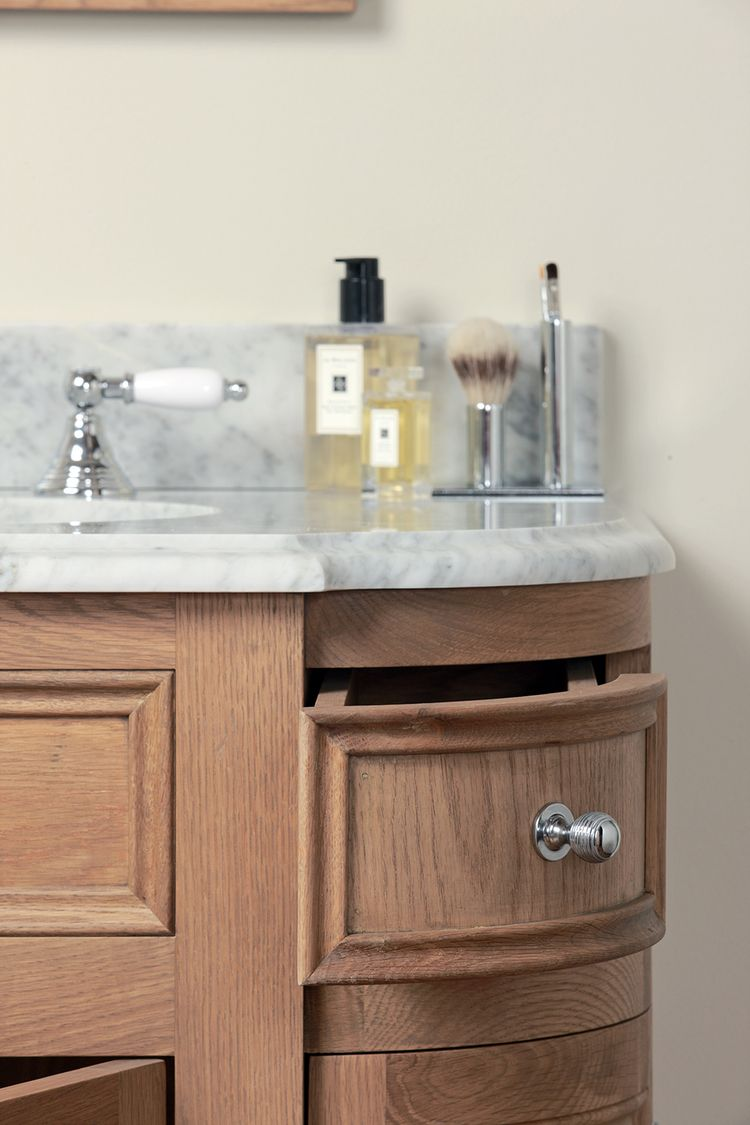 Porter Vanities Stratford Oak Single U2014 PORTER HANDMADE VANITIES