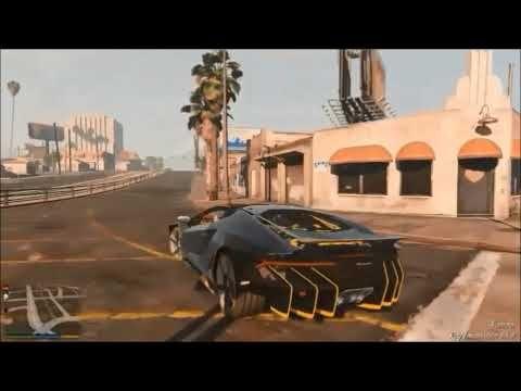 Gta 5 Gta V Lamborghini Centenario Pc Gamer Lamborghini