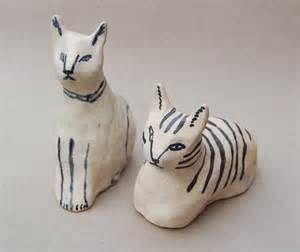 ceramic cat - Bing Images