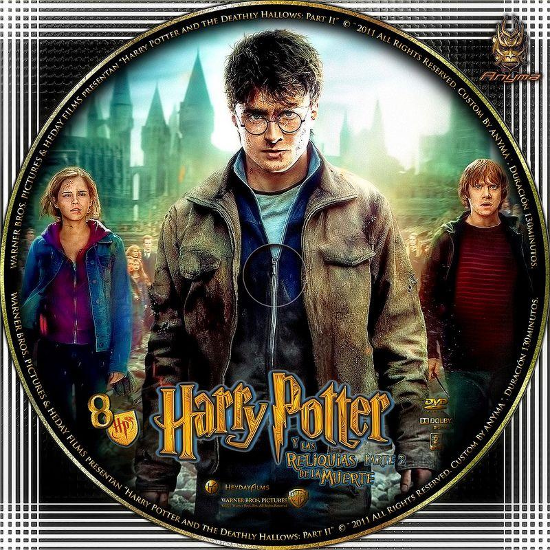 Harry Potter Y Las Reliquias De La Muerte Parte 2 2011 Harry Potter Deathly Hallows Harry