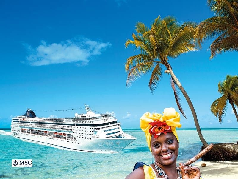 Lebenslust Touristik | Karibik, Kreuzfahrt, Strandurlaub