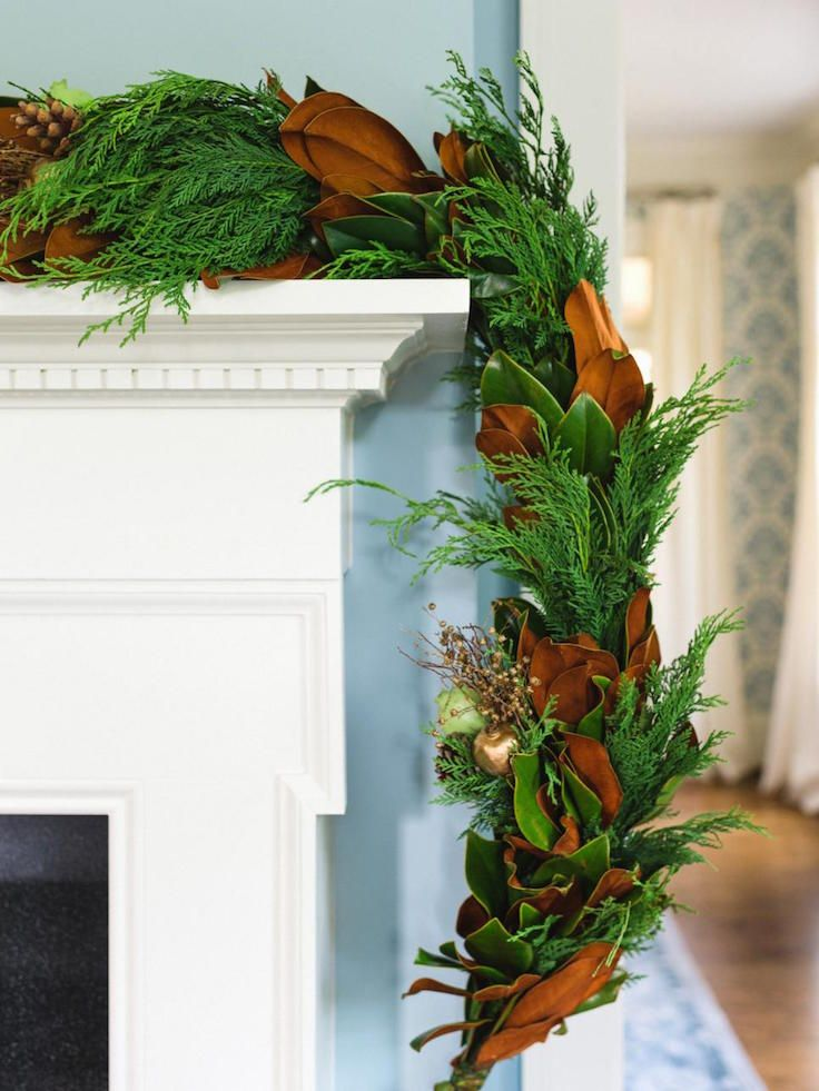 20 Magnolia Christmas Decor Ideas To Try - Feed Inspiration