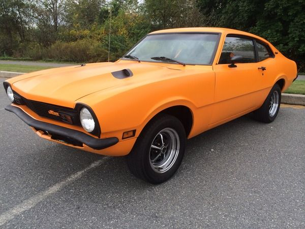 Muscle And Pony Cars Maverick For Sale On Collector Car Nation Classifieds Ford Maverick Pony Car Ford