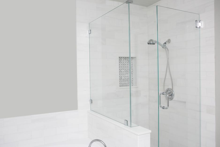 90 Degree Frameless Shower Door Frameless Shower Doors Shower