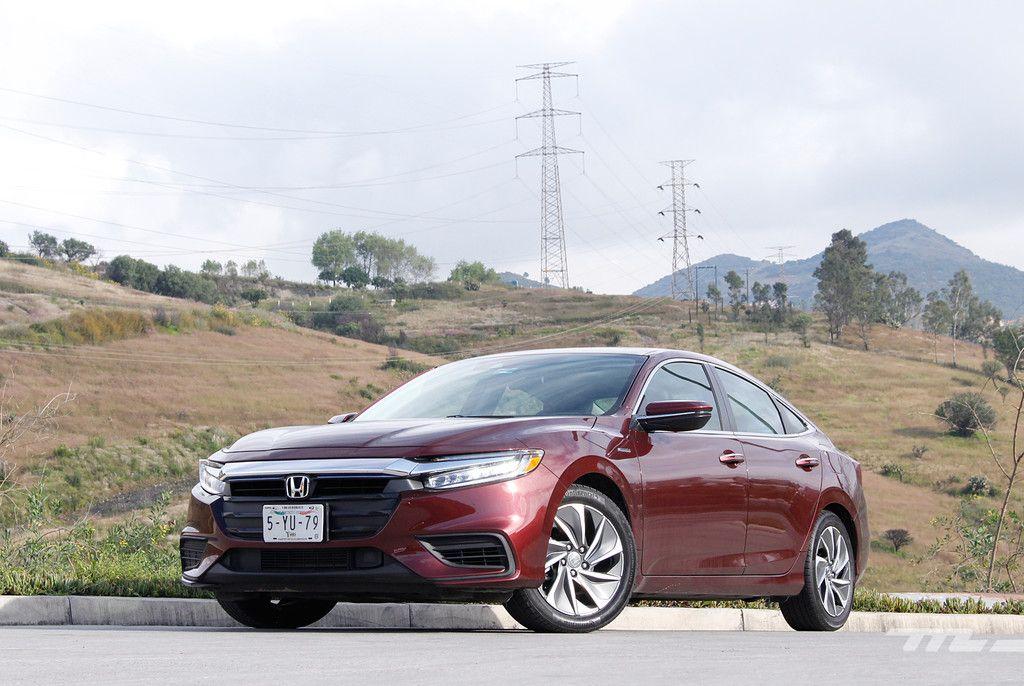 Honda Insight A Prueba Lujo Y Tecnologia En Formato De Alta