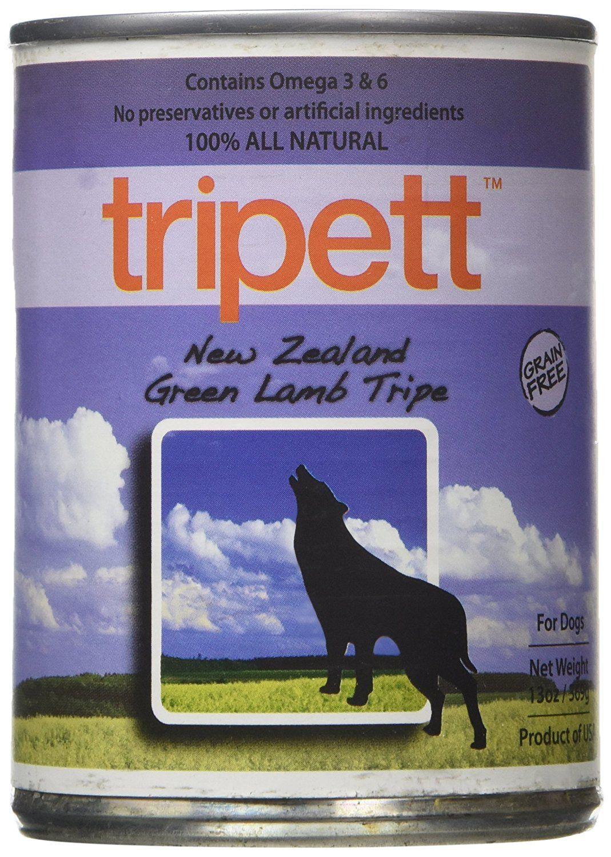 Tripett New Zealand Lamb Tripe 12 X 13 Oz Additional Details