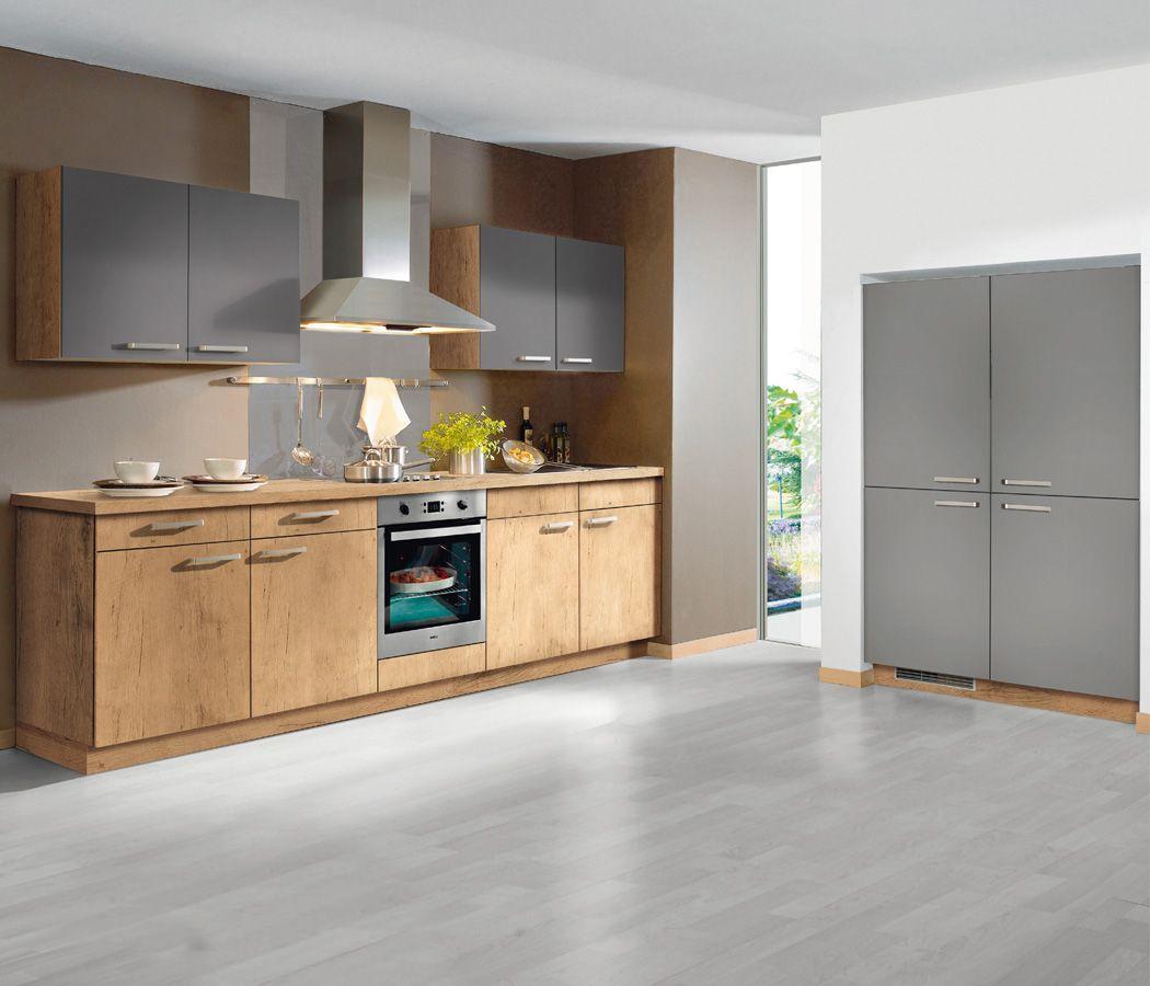 Cuisine aura gris sierra ch ne 3390 lectro inclus - Avis sur cuisine ikea ...