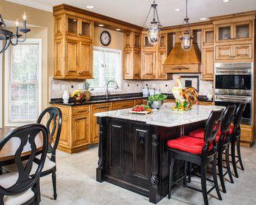 Kitchen Renovation - traditional - kitchen - new york - New Outlooks ...