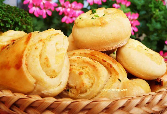 receptyywett : Cesnakovo - syrové a bryndzové chuťovky