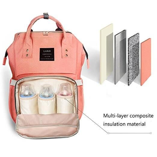 Fashion Maternity Nappy Bag