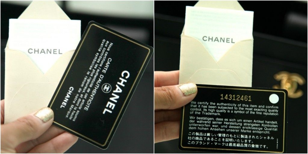 e2379fa7b6f0 How to spot a fake Chanel? See it in pictures here! | Real or fake ...