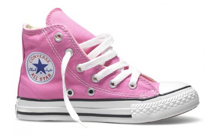 converse all star rosa niña