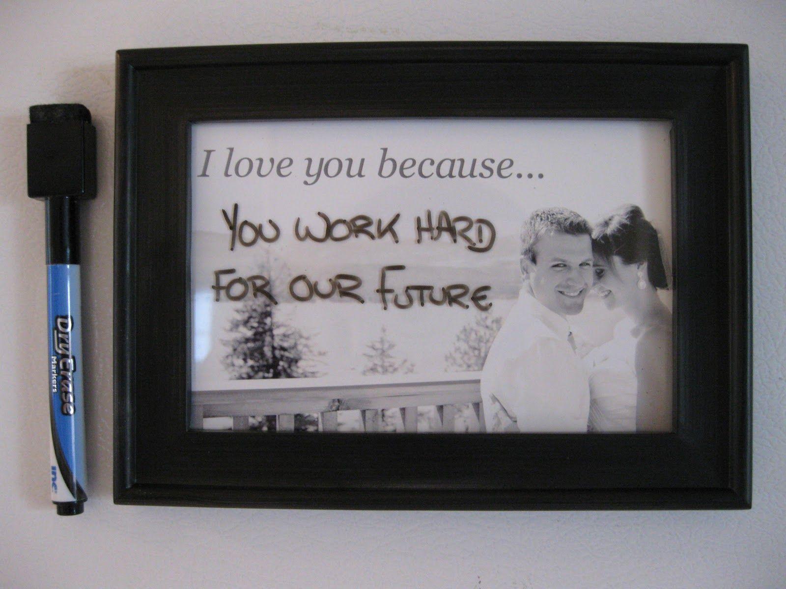 Free how to make this writable frame I Love You Becaus